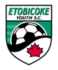 The Etobicoke Youth Soccer Club Inc Logo
